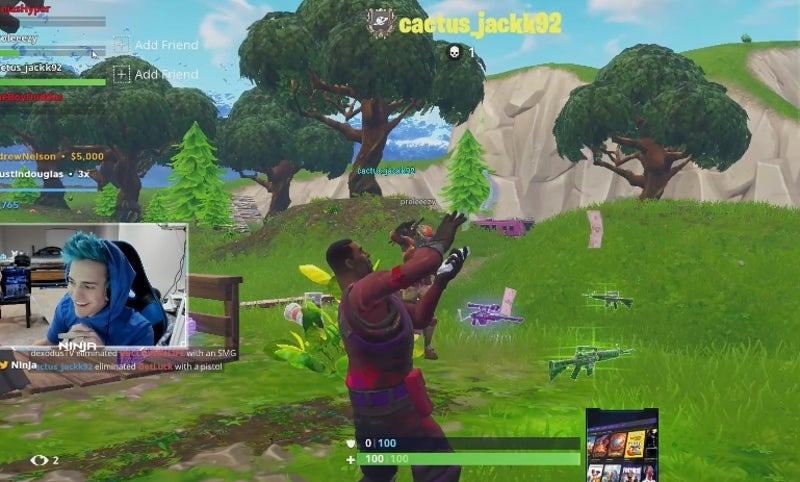 The Aftermath Of Ninja S Record Shattering Fortnite Stream