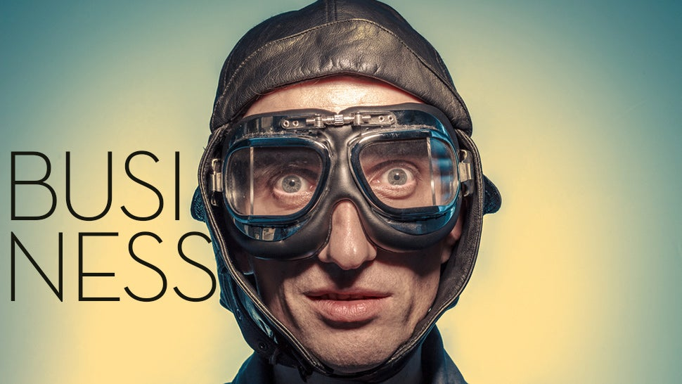 This Week In The Business: The Dorky-Looking Goggles People