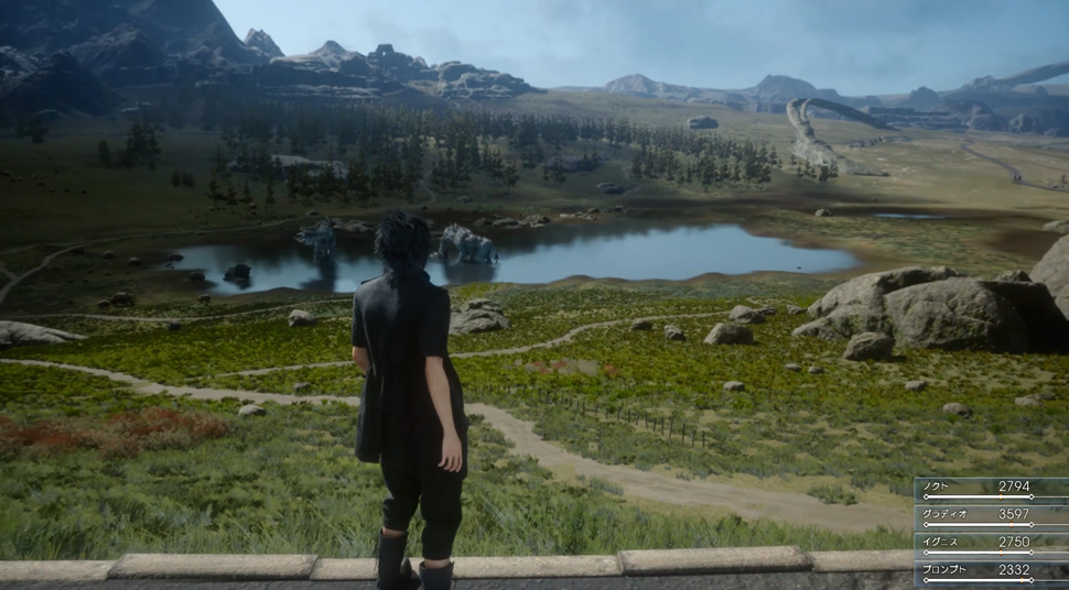 Big Surprise, Japanese Gamers Like Final Fantasy XV's Demo