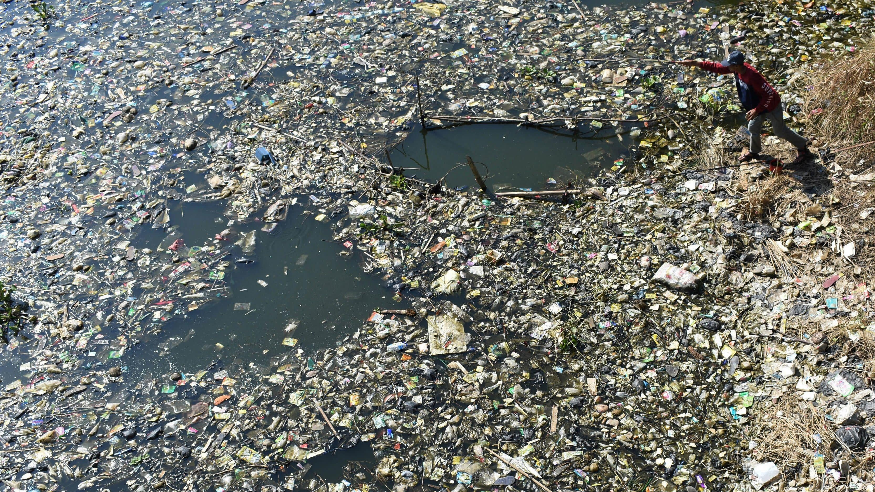 There's 'Several Orders Of Magnitude' More Plastic In Rivers Than Oceans, Study Finds