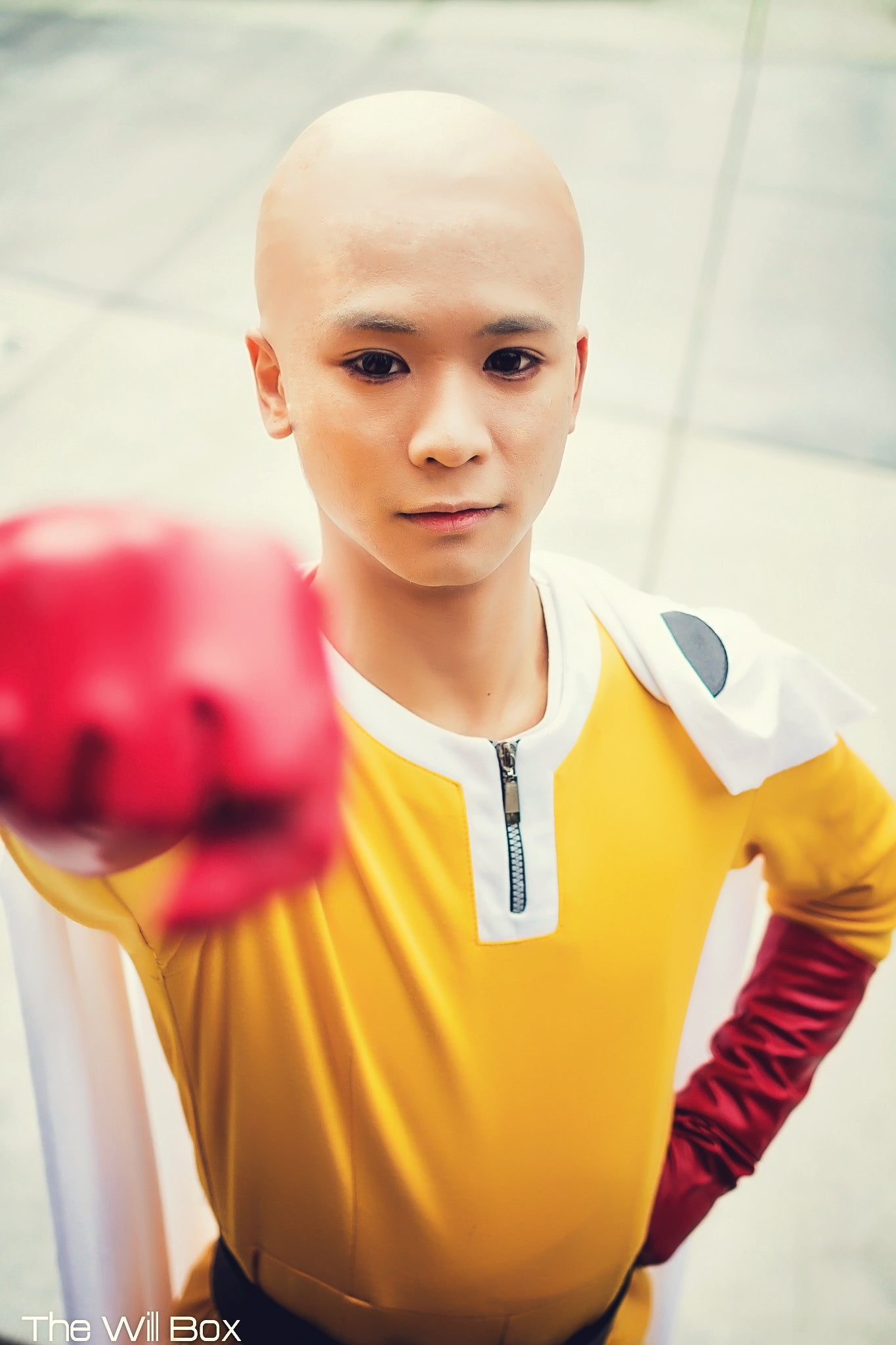 Perfect One Punch Cosplay