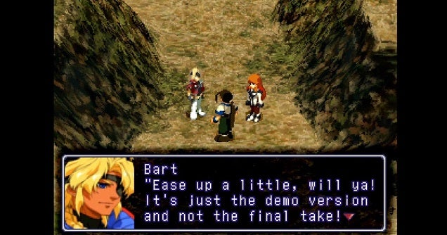 Let's Remember How Ridiculous The Xenogears Demo Was
