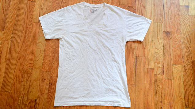 How to deal with excessive sweat lifehacker australia for How to prevent sweat stains on shirts