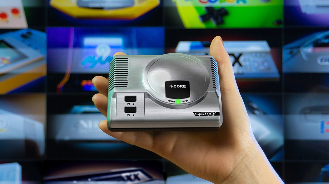This Tiny Gaming Console Can Play Retro Games From 28 Different Systems 46d150b4a