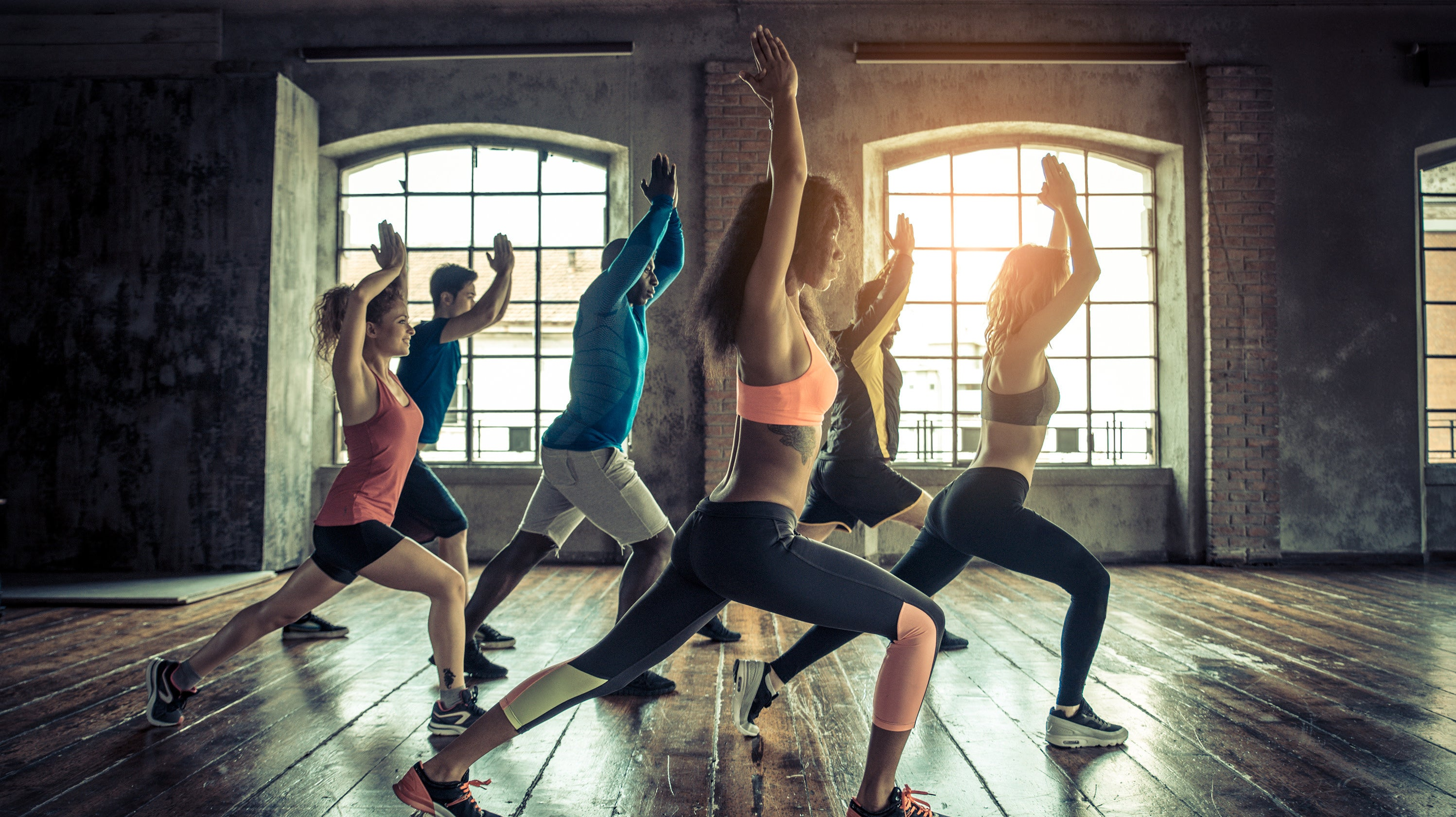 How To Get The Benefits Of A Boutique Fitness Class For Free