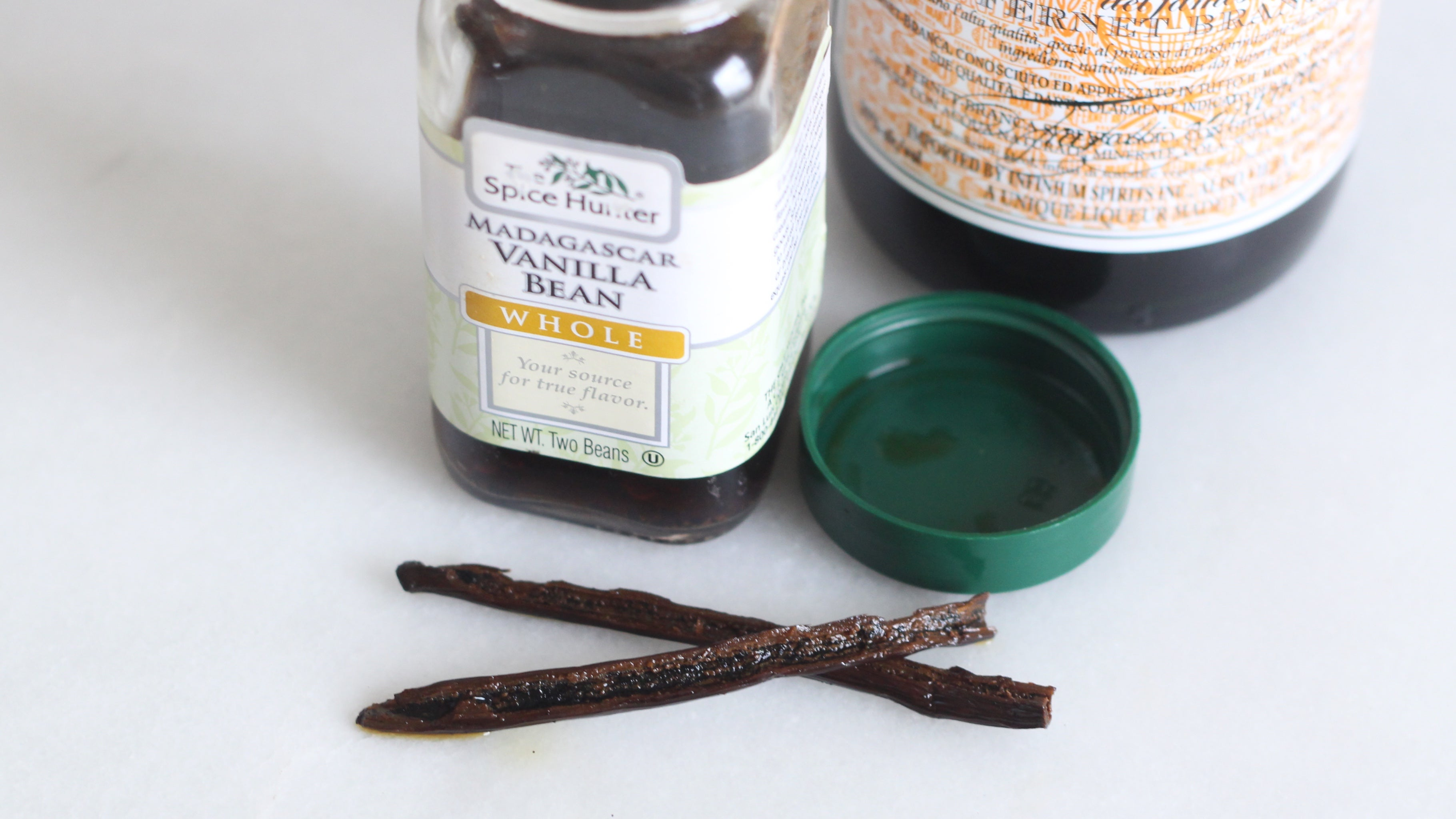 Flavour Your Favourite Amaro With A Spent Vanilla Bean