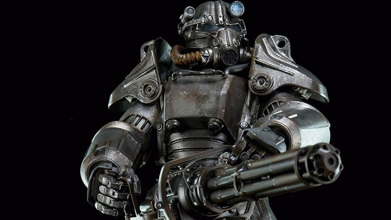 Look At This $US400 ($571) Fallout 4 Figure