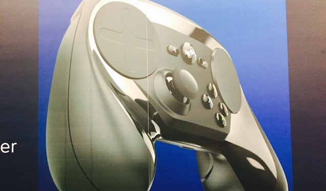 Valve's Changed The Steam Controller Again