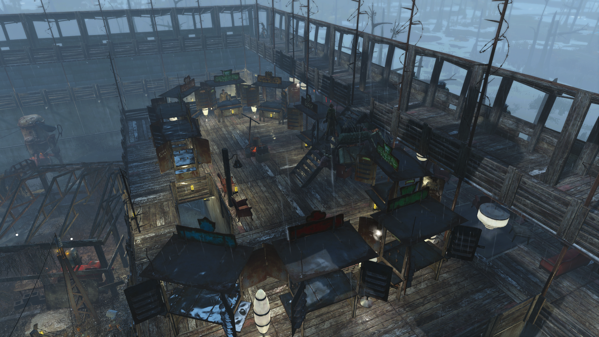 Fallout 4 'House' Is More Like A Giant Citadel