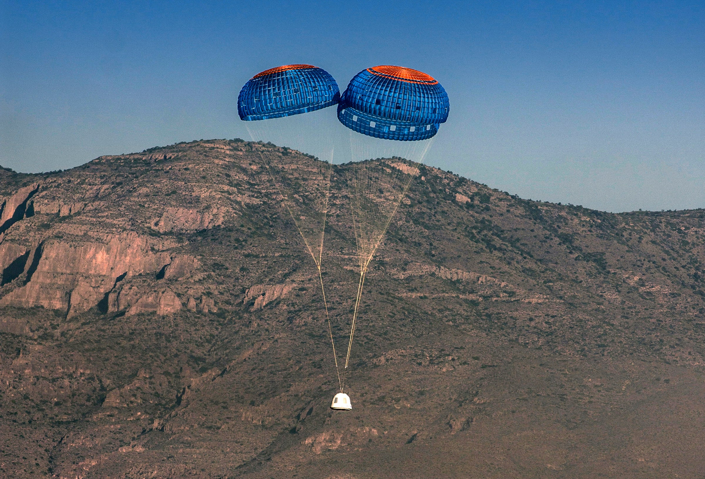 Blue Origins Will Soon Launch a Crew Capsule — and Then Crash It on Purpose