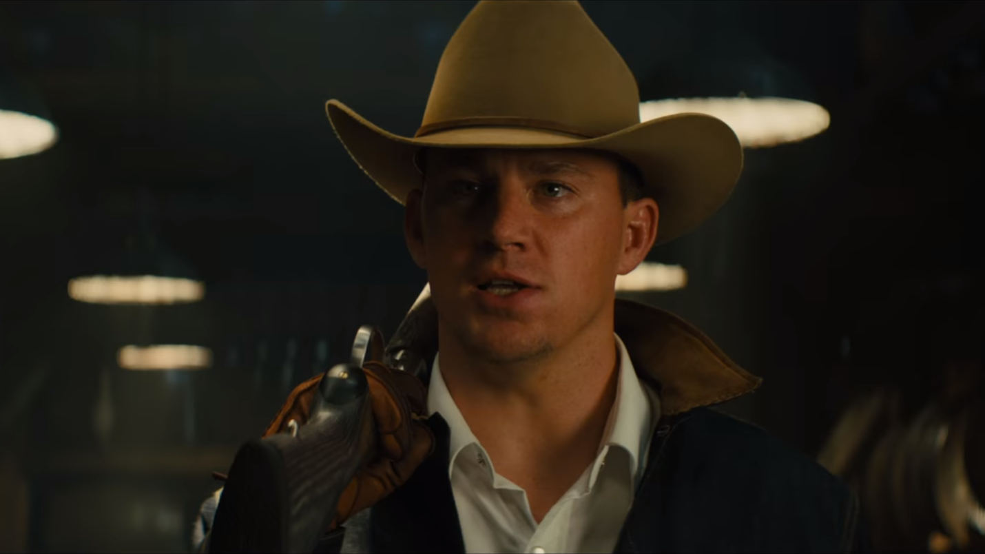 Channing Tatum's Smarmy Southerner Spy Makes An Entrance In New Kingsman: The Golden Circle Clip