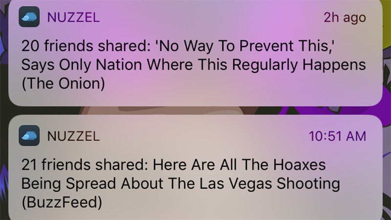 Replace News Notifications With Nuzzel