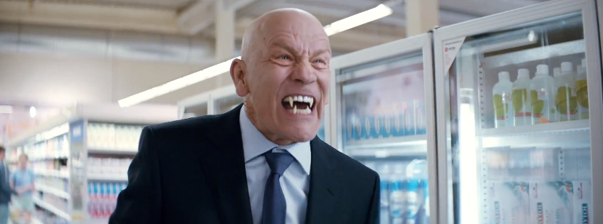 Watch John Malkovich Play A Vampire In This Funny French Commercial