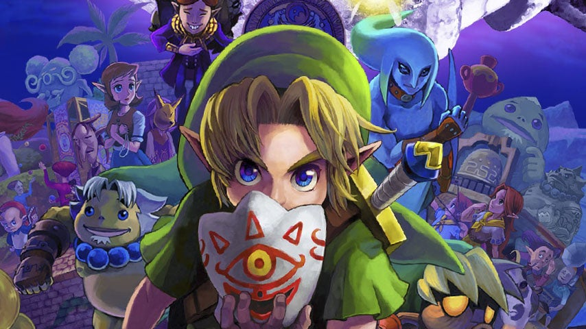 Report: Netflix Making Legend of Zelda TV Series