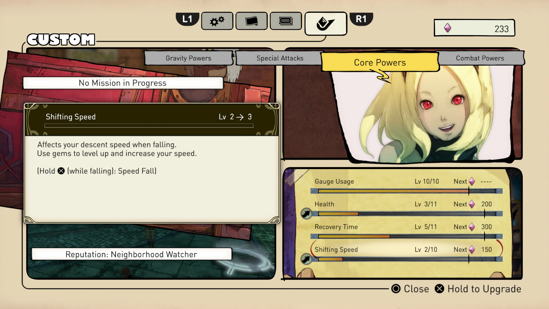 Tips For Playing Gravity Rush
