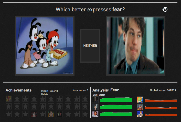 Building a Database of Perfect GIFs For Every Human Emotion