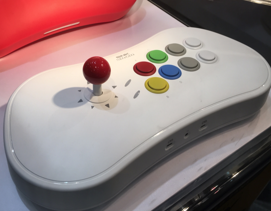 SNK Reveals The 20 Games For Neo Geo Arcade Stick
