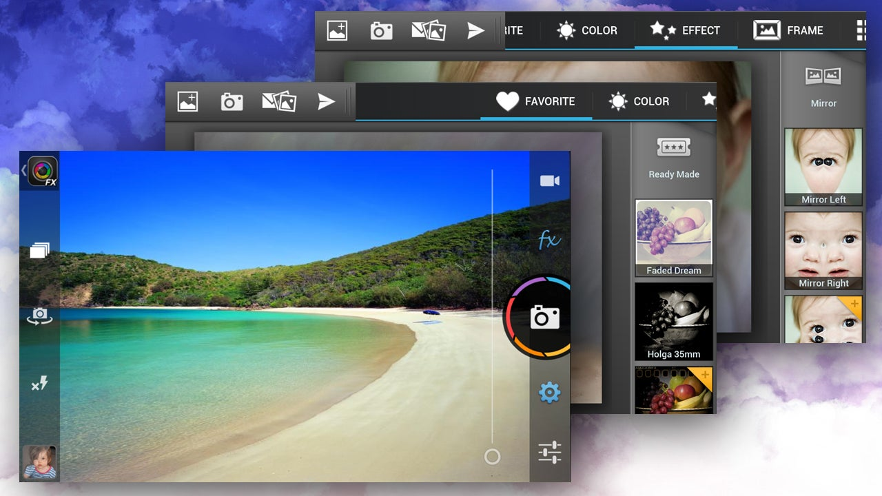 Camera ZOOM FX, our Favourite Android Camera App, Goes Free(mium)