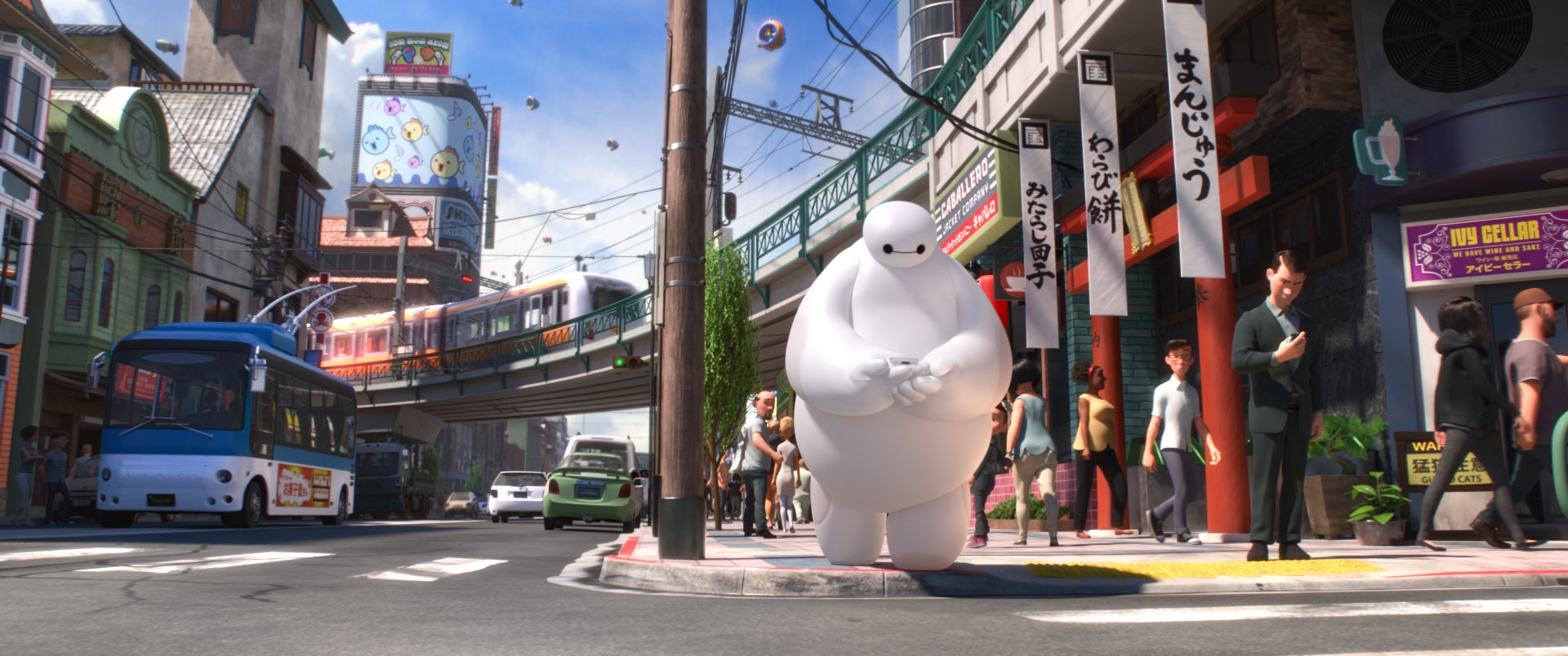 I'm Hank Driskill, Tech Supervisor of Big Hero 6, and This is How I Work