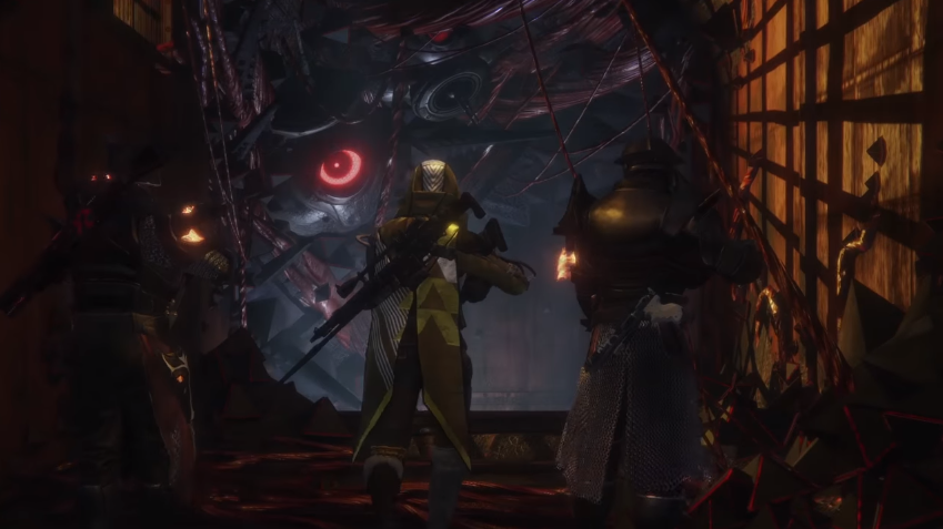 Destiny Group Beats New Raid With Only Three People