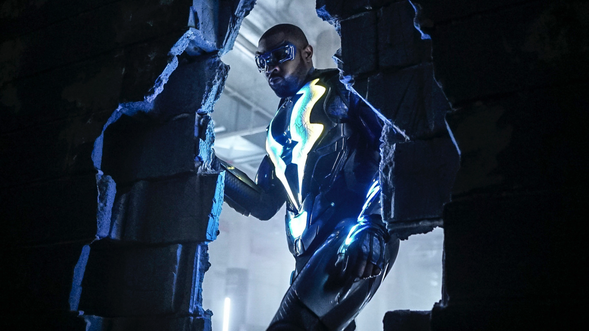 Black Lightning Is Finally Becoming As Weird As The Rest Of The CW's Superhero Shows