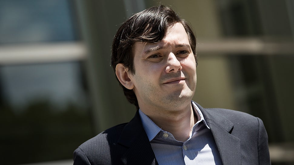 Martin Shkreli Suspended From Twitter Following Allegations Of Harassment