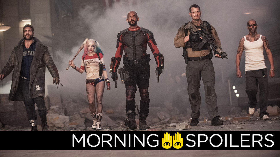 The Suicide Squad Might Have Recruited A Former Time Lord