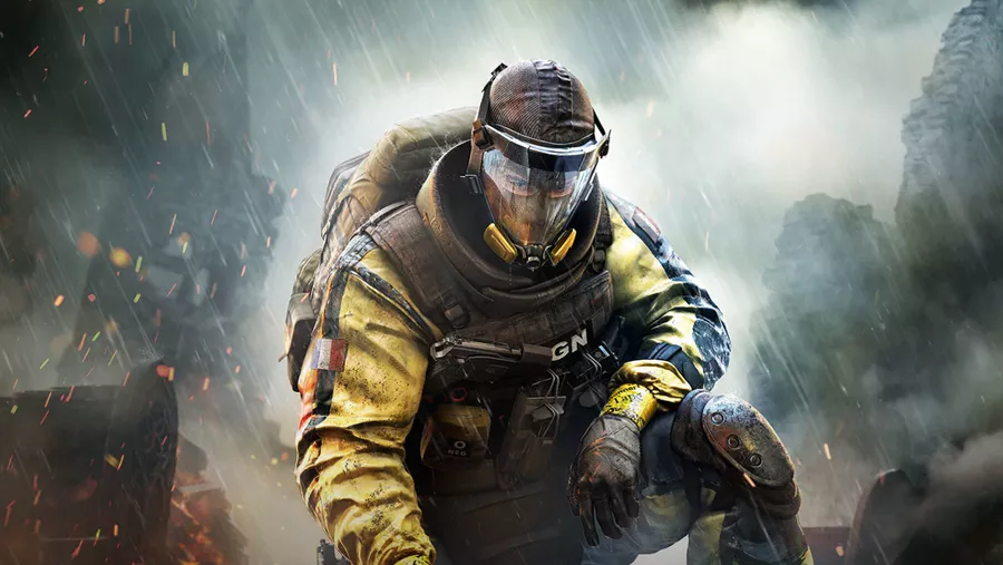 Colour Blind Players Are Concerned About Rainbow Six Siege's New Operator Ability