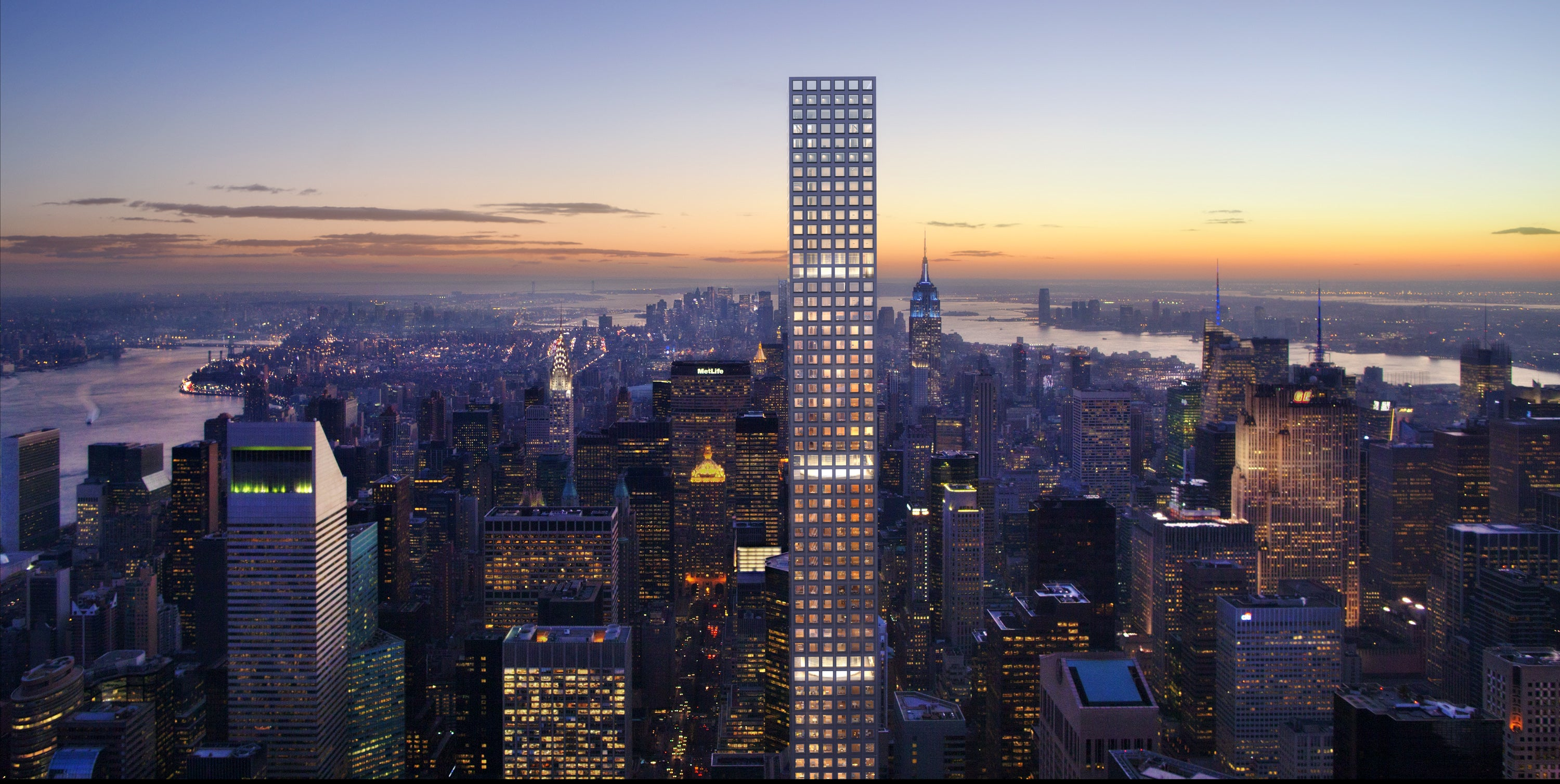 NYC's Newest Skyscraper Won't Stop Raining Down Hunks of Metal and Rock