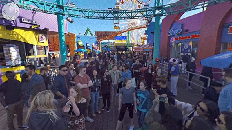 Real-World Where's Waldo Is the Best Use of 360 Video So Far