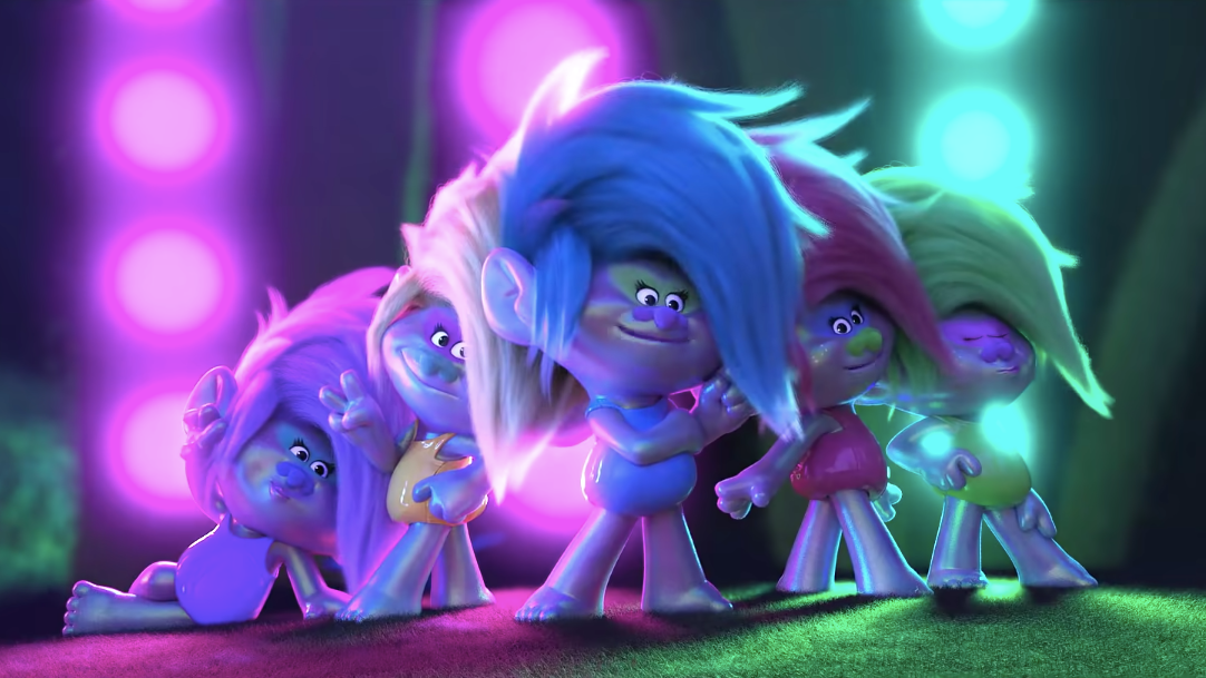 Everybody And Their Mum Watched Trolls World Tour, Apparently