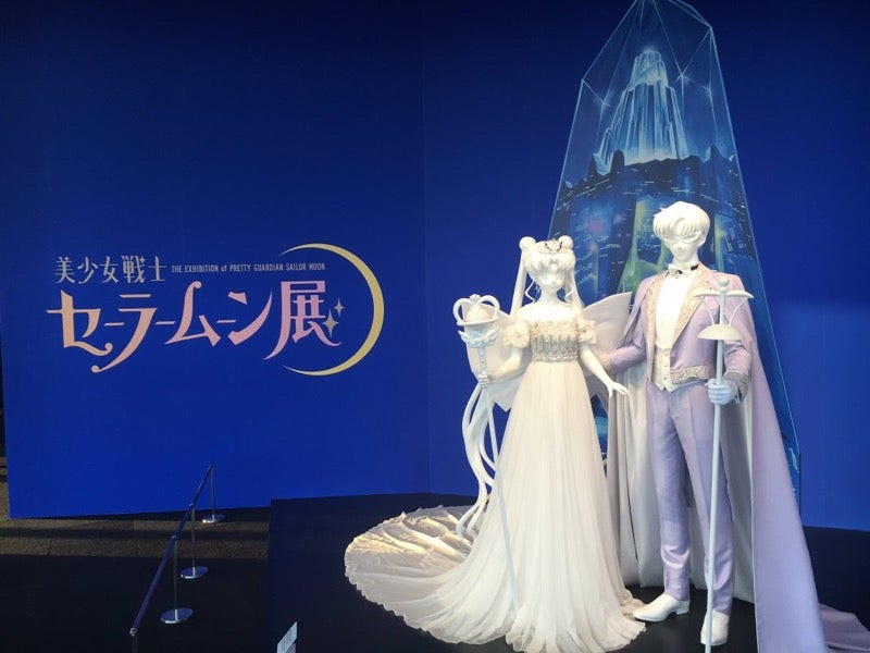 A First Look Inside the Sailor Moon Museum Exhibit