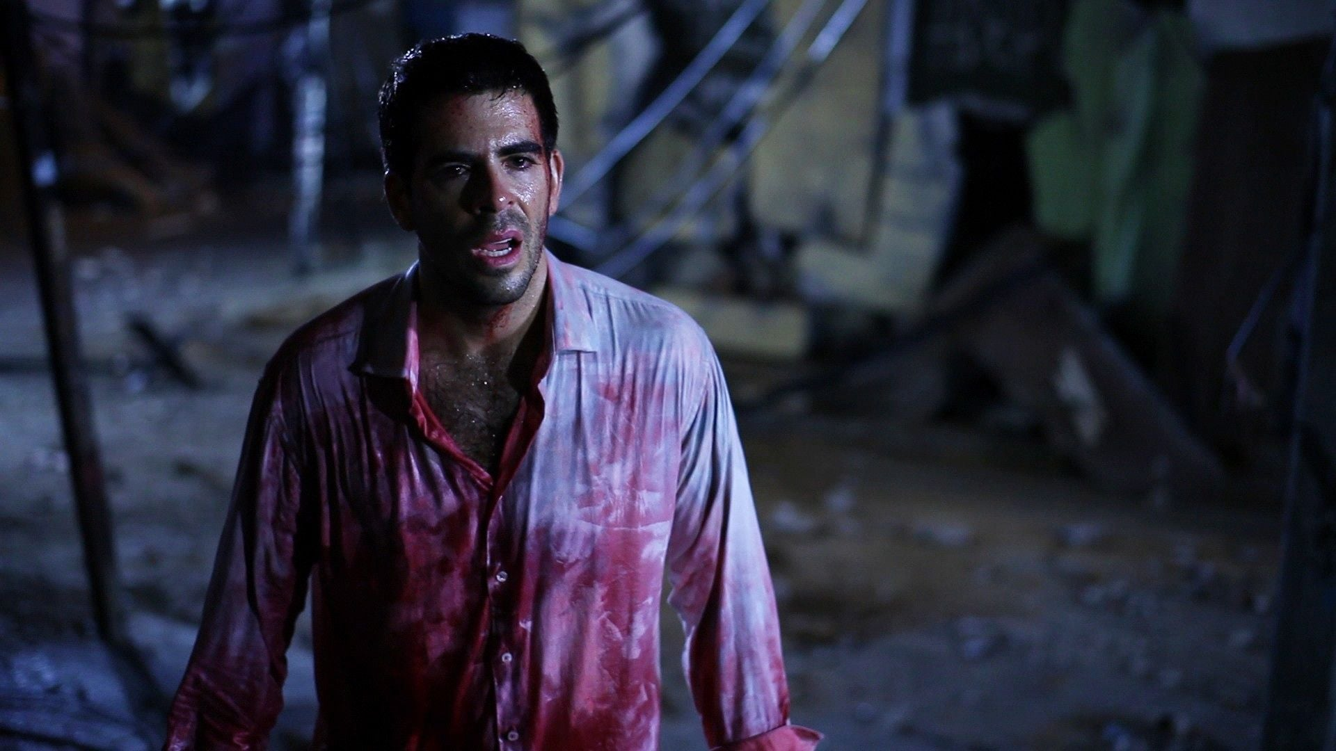 Eli Roth Made A Mysterious Horror Movie Set In Space