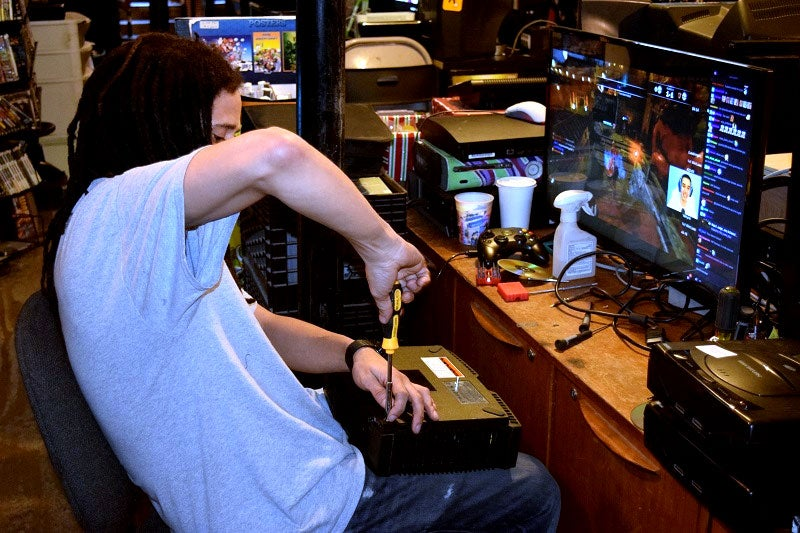 'Let Him Fix It': The Battle Over Who Gets To Repair Your Consoles