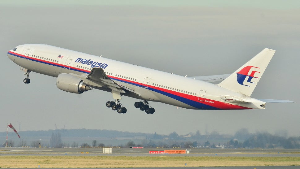 New Simulation Extends Possible Crash Site Of Malaysian Airlines Flight MH370