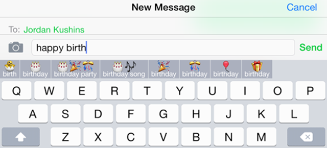 This Keyboard Autocompletes Text To Emoji And Saves Your Favourite Combos