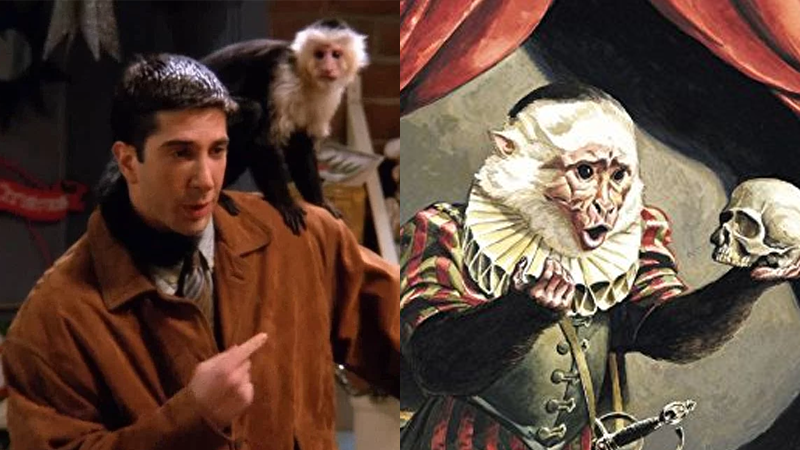 The Monkey From Friends Will Star In Y: The Last Man, Has A Longer And More Varied Career Than Any Of Us Ever Will