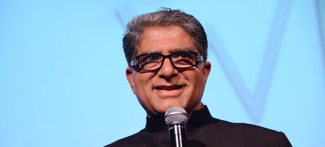 Study: Some Deepak Chopra Tweets Are Indistinguishable From Bullshit