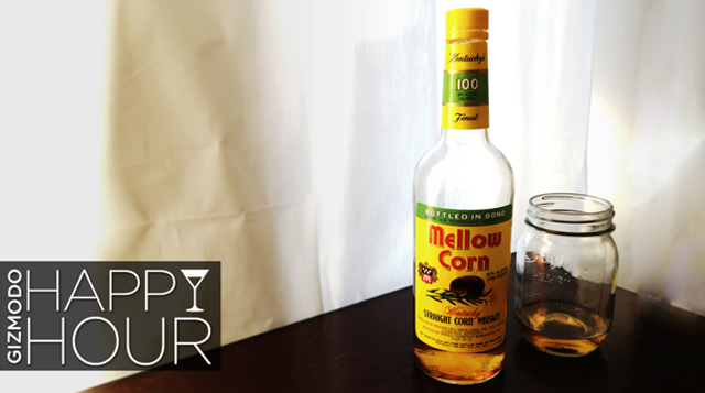 Drinking Mellow Corn, a Whiskey That Is Like