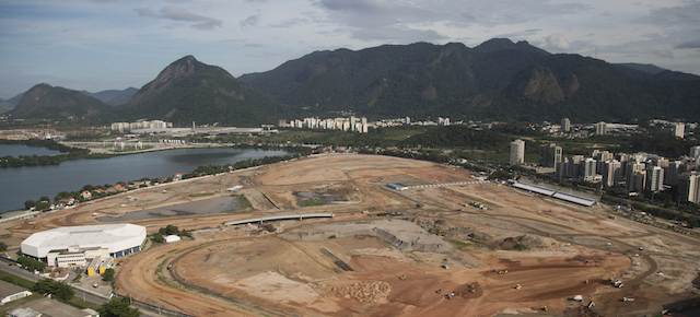 Is Rio's Olympic Prep Really So Bad That London Might Host Instead?