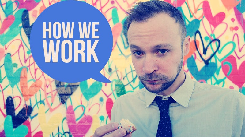How We Work, 2016: Thorin Klosowski's Gear and Productivity Tips