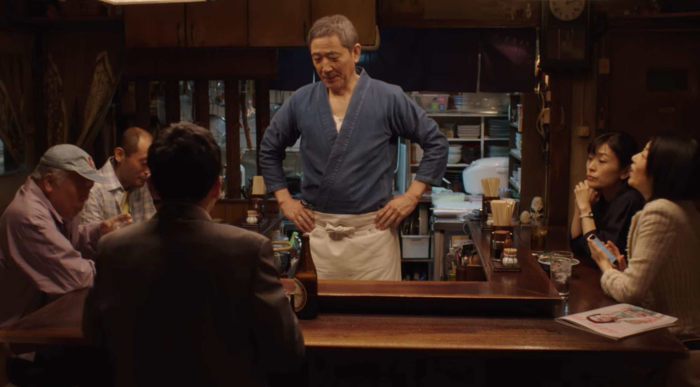 Midnight Diner's 'Chicken Fried Rice' Episode Combines Good Food, Video Games And Family