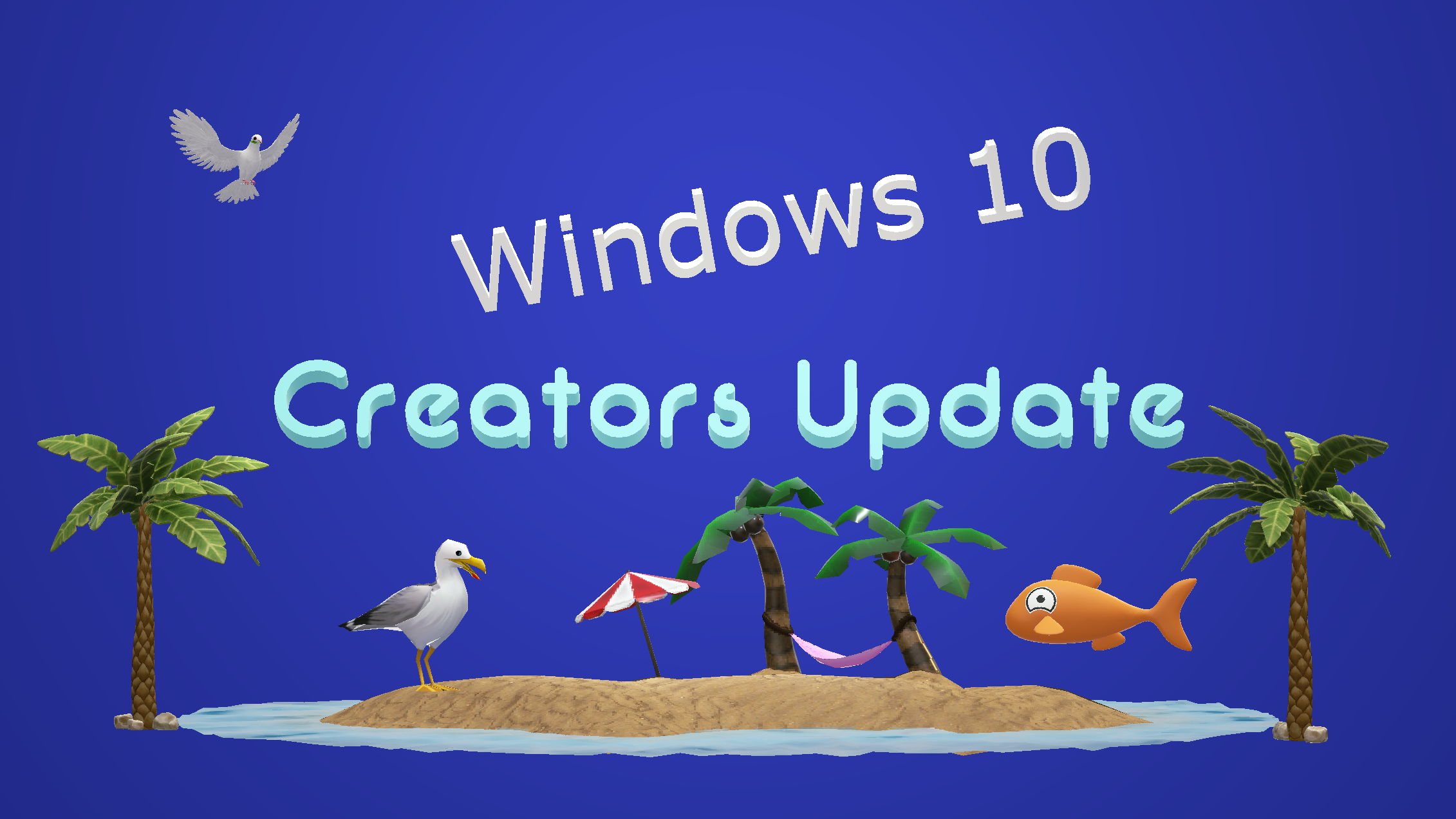 Here's The New Stuff From The Windows 10 Creators Update