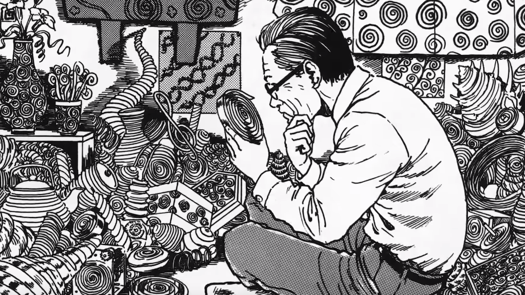 The Newest Uzumaki Teaser Introduces Junji Ito, The Pleasant, Polite Master Of Horror