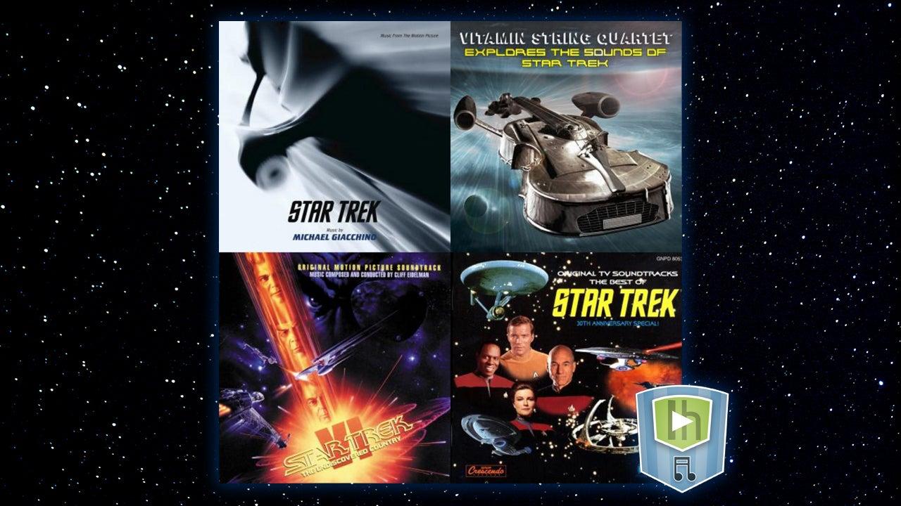 The Star Trek 50th Anniversary Playlist