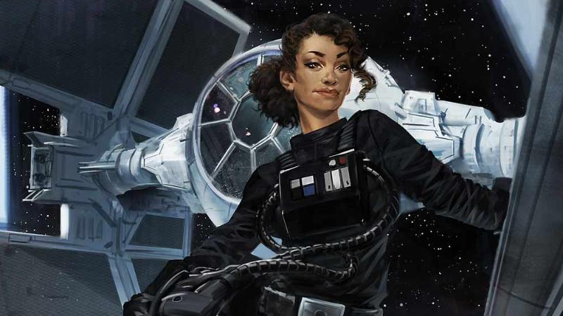 Our First Look at Ciena Ree, One of the Star Wars Novels' Most Intriguing New Stars
