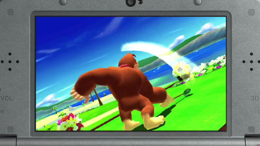 Mario Sports Superstars Is All The Mario Sports