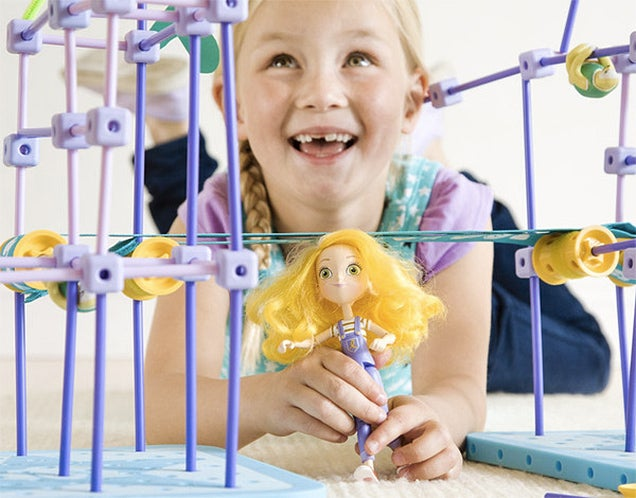 Finally, Dolls That Help Girls Aspire To More Than Just Princess Jobs
