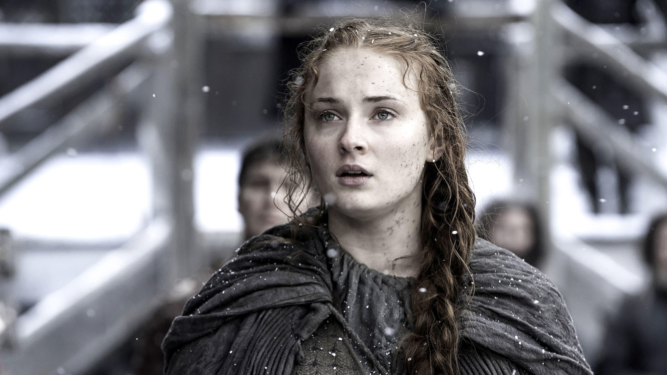 Sophie Turner Has Some Insight On That Game Of Thrones Coffee Cup Goof