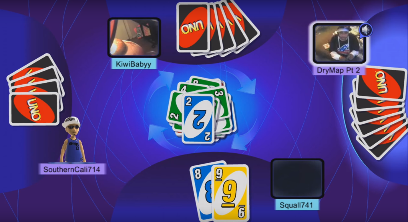That Time Xbox 360's Uno Game Was Flooded With Dick Pics